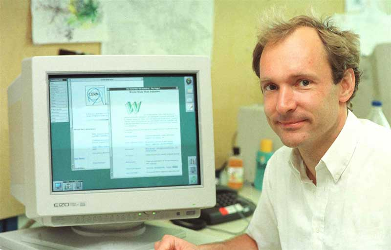 Tim Berners-Lee NFT