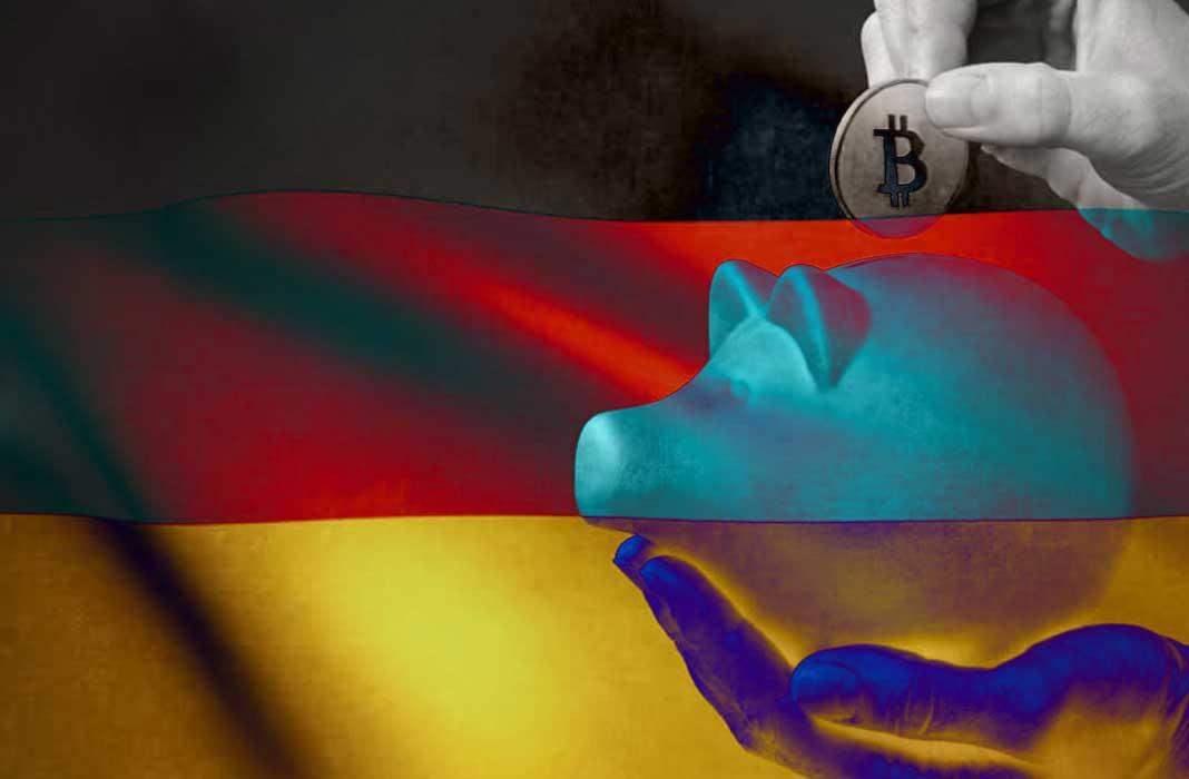 investasi bitcoin jerman