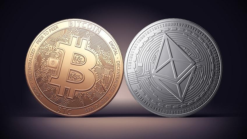 Ethereum Bitcoin Kapitalisasi Pasar