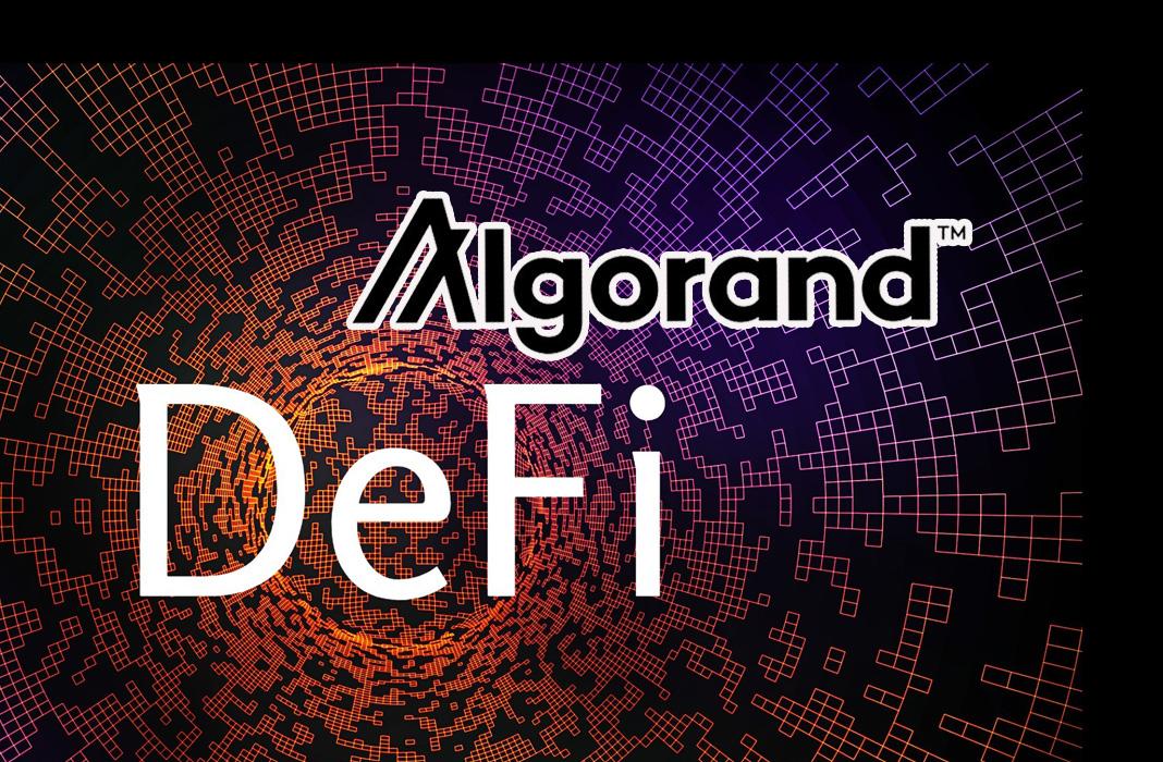 Algorand DeFi