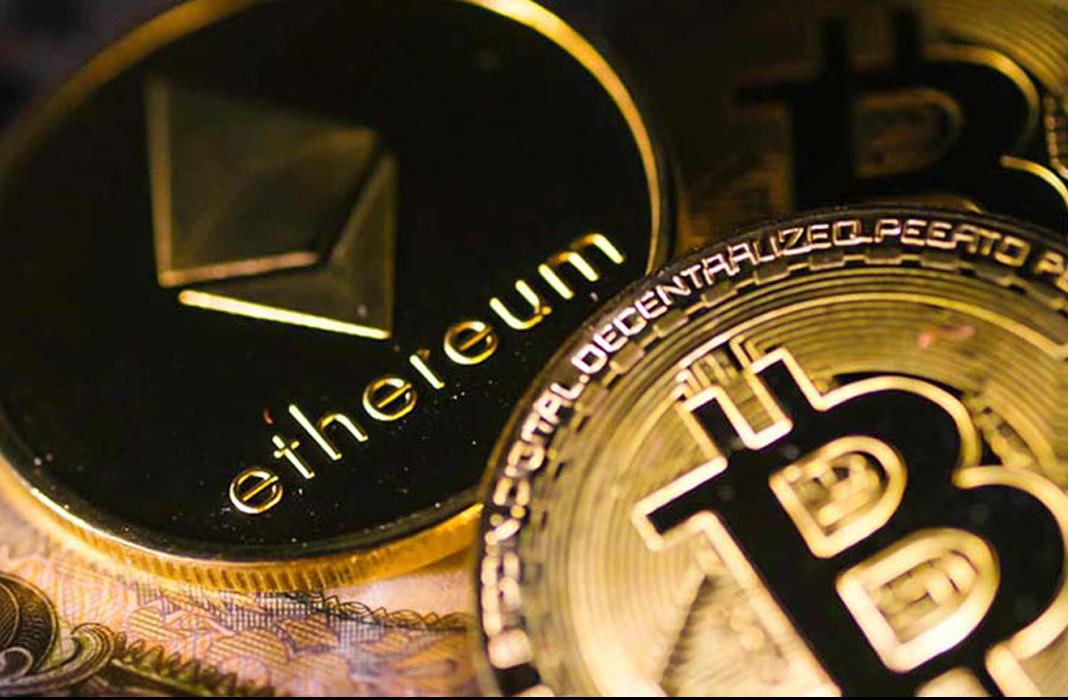 Bitcoin BTC ETH Ethereum