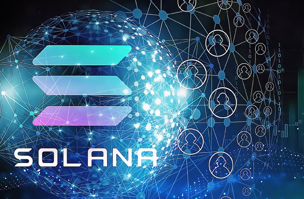 Solana blockchain