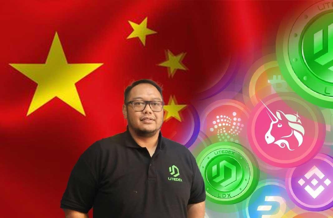 Tiongkok kripto